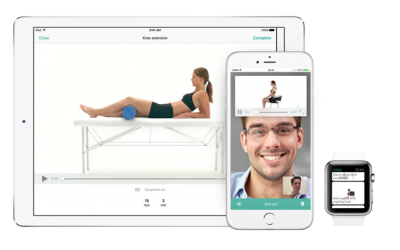 Video Appointments (virtual/teleheath/telerehabilitation): Positive Lessons Learned after 8 weeks
